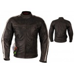 Motorcycle leather jacket SM-Retro