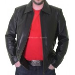Leather jacket LJSM-01