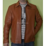 Leather jacket LJSM-02