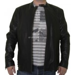 Leather jacket LJSM-04