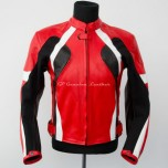 Motorcycle leather jacket MLJM-07