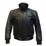 Motorcycle leather jacket MLJM-09 Pilot
